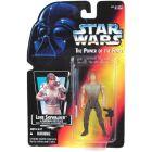 POTF2 Red Card Luke Skywalker (Dagobah) (long saber)