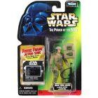 Power of the Force 2 Freeze Frame Card Endor Rebel Soldier