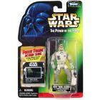 POTF2 Freeze Frame Card Hoth Rebel Soldier