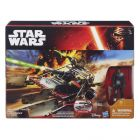 Force Awakens Deluxe Boxed Desert Landspeeder