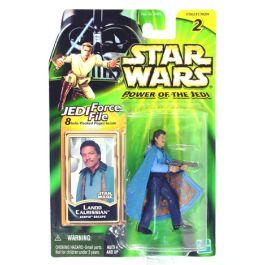 """Star Wars Power of the Jedi Lando Calrissian Bespin Escape /""""Brand New/"""""""