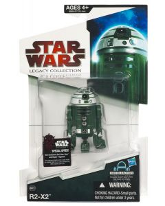 2009 Legacy Collection Carded R2-X2 C-8/9