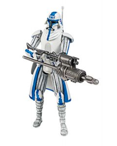 2010 Clone Wars Carded Captain Rex (with Heater Pack)