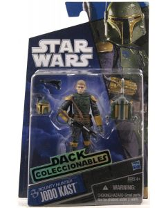 2010 Legacy Collection Carded Jodo Kast (Dack Coleccionables Exclusive)