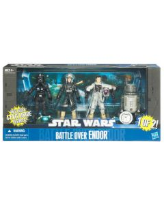2010 Legacy Collection Boxed Battle Over Endor #1