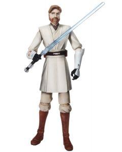 2010 Clone Wars Carded Obi-Wan Kenobi (Wave 9)