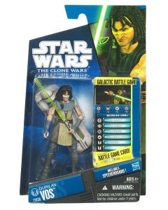 2010 Clone Wars Carded Quinlan Vos