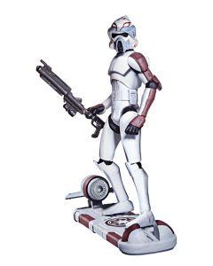 2011 Clone Wars Carded ARF Trooper (Kamino)