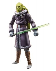 2011 Clone Wars Carded Kit Fisto (Cold Weather Gear)