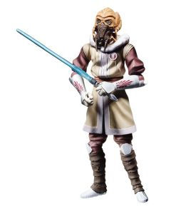 2011 Clone Wars Carded Plo Koon (Cold Weather Gear)