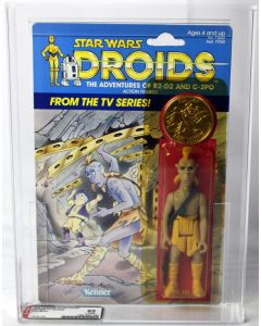 Vintage Kenner Droids TV Series Kez-Iban AFA 85 Y-NM+ #12828133
