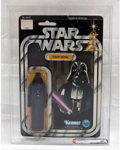 Vintage 1978 Star Wars 12 Back-A Darth Vader AFA 80 (C80 B85 F80) #16475090