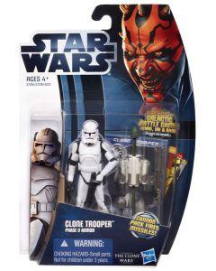 2012 Clone Wars  Carded Clone Trooper Phase II Armor