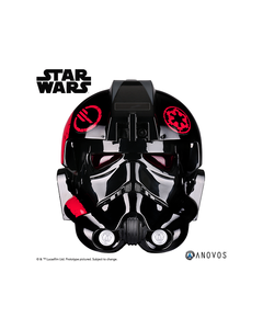 PREORDER: Star Wars Boxed Inferno Squad Commander Helmet by Anovos