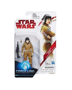 "Star Wars The Last Jedi 3.75"" Carded Resistance Tech Rose Action Figure"