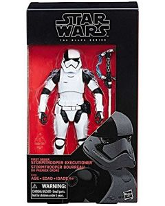 Star Wars Black Series The Last Jedi Boxed 6 Inch First Order Stormtrooper Executioner