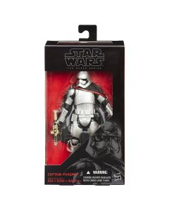 Star Wars Black Series The Force Awakens Boxed 6 Inch Captain Phasma