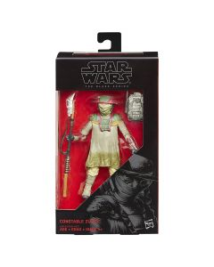 Star Wars Black Series The Force Awakens Boxed 6 Inch Constable Zuvio