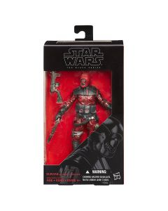 Star Wars Black Series The Force Awakens Boxed 6 Inch Guavian Enforcer
