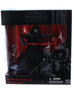 Star Wars Black Series The Force Awakens Boxed 6 Inch Kylo Ren (Starkiller Base) Exclusive