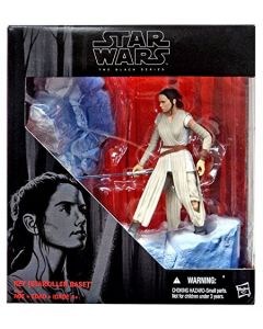 Star Wars Black Series The Force Awakens Boxed 6 Inch Rey (Starkiller Base) Exclusive