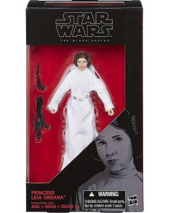 Star Wars Rogue One Black Series 6-Inch Princess Leia Organa (ANH) Action Figure