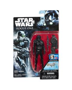 "Rogue One: A Star Wars Story 3.75"" Carded Imperial Death Trooper Action Figure"