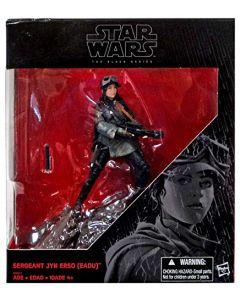Star Wars Black Series Rogue One Boxed 6 Inch Jyn Erso Eadu (Starkiller Base) Exclusive