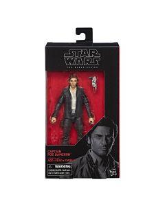 Star Wars Black Series The Last Jedi Boxed 6 Inch Poe Dameron