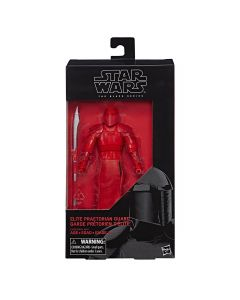 Star Wars Black Series The Last Jedi Boxed 6 Inch Elite Praetorian Guard