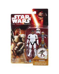 """Star Wars The Force Awakens 3.75"""" Carded Finn (FN-2187)"""