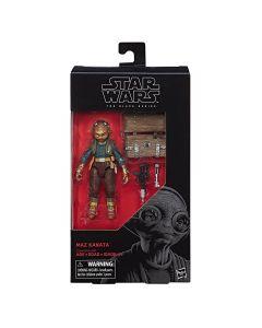 Star Wars Black Series The Last Jedi Boxed 6 Inch Maz Kanata