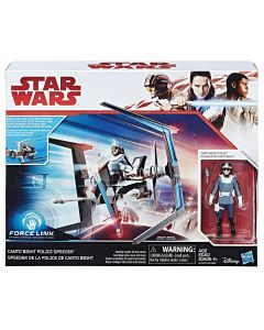Star Wars The Last Jedi Boxed Vehicle Canto Bight Police Speeder