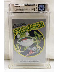 Frogger - Wata 9.6 A+ Sealed (1982 Silver Box), Atari 2600