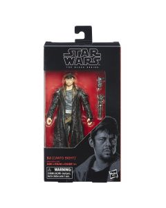 Star Wars Black Series The Last Jedi Boxed 6 Inch DJ (Canto Bight)