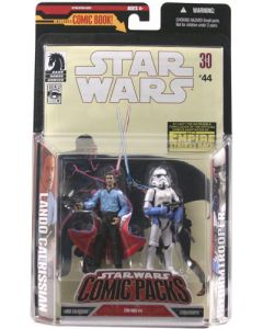 30th Anniversary Boxed Expanded Universe Lando Calrissian and Stormtrooper C-9