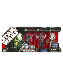 2008 Evolutions Boxed Force Unleashed (Vader's Secret Apprentice) C-9