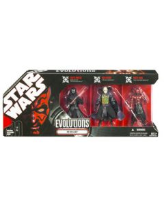 2008 Evolutions The Sith Legacy