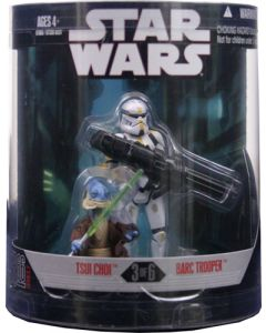 2008 Order 66 Boxed Tsui Choi & BARC Trooper