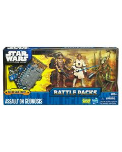 2011 Clone Wars Battle Pack Boxed Assault on Geonosis