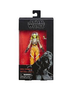 Star Wars Black Series The Last Jedi Boxed 6 Inch Hera Syndulla