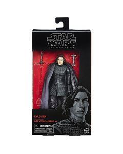 Star Wars Black Series The Last Jedi Boxed 6 Inch Kylo Ren