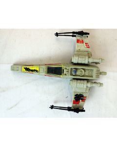 Vintage Kenner Micro Collection Star Wars loose Battle Damaged X-Wing // C7.5
