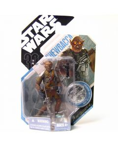 30th Anniversary Carded Chewbacca McQuarrie