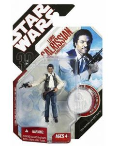 30th Anniversary Carded Lando Calrissian (Smuggler Outfit)