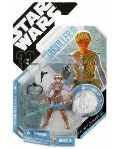 30th Anniversary Carded Leia Starkiller McQuarrie
