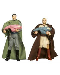 30th Anniversary Exclusive Expanded Universe Obi-Wan Kenobi & Bail Organa C-9