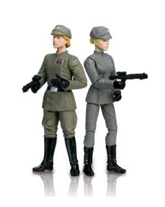 30th Anniversary Boxed Expanded Universe Lt. Jundland and Lt. Shan