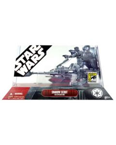 30th Anniversary Shadow Scout with Speeder Bike (Exclusive)