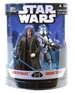 30th Anniversary Order 66 Boxed Anakin Skywalker & Airborne Trooper